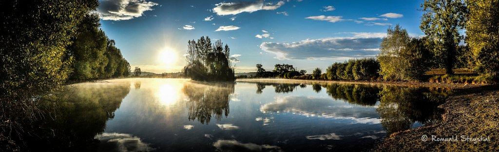 Lac d'automne Lieu dit à Mousquere