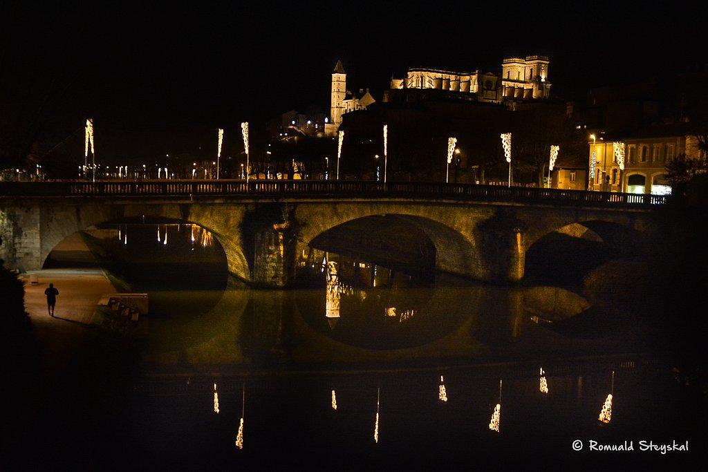Le pont et la cathédrale