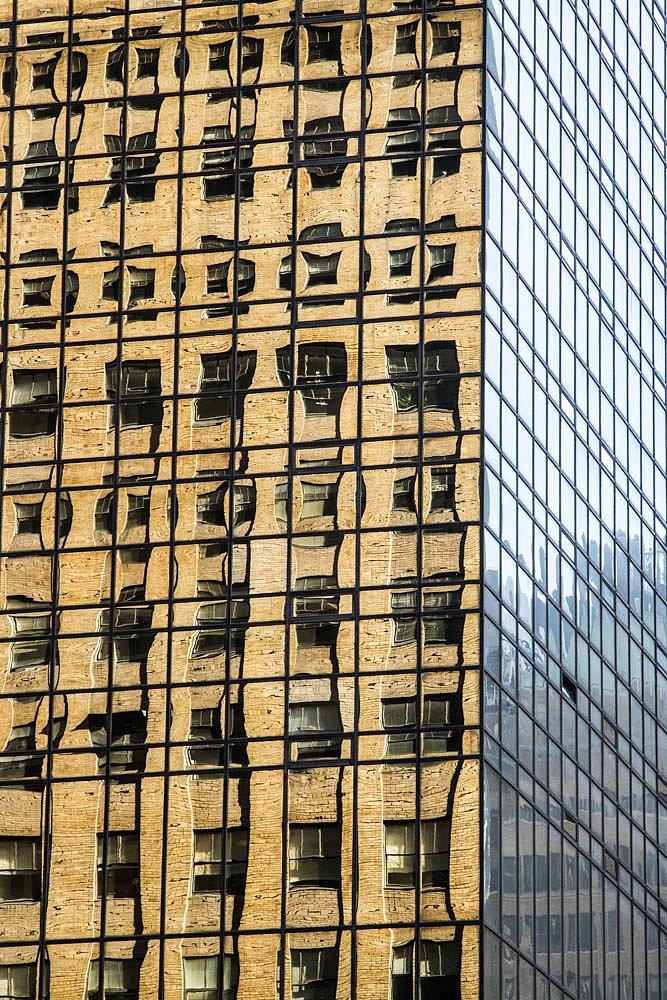 Reflets en 2 couleurs