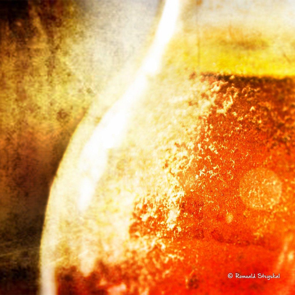 Liqueure ambrée