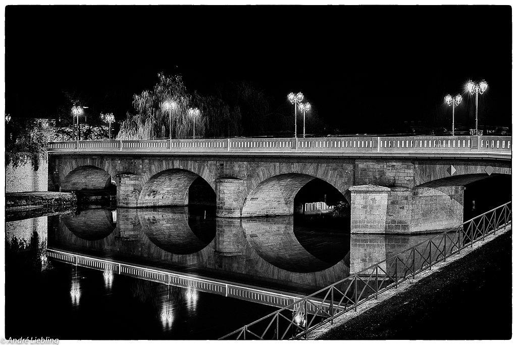 Pont Pierre Mendès-France, Condom.