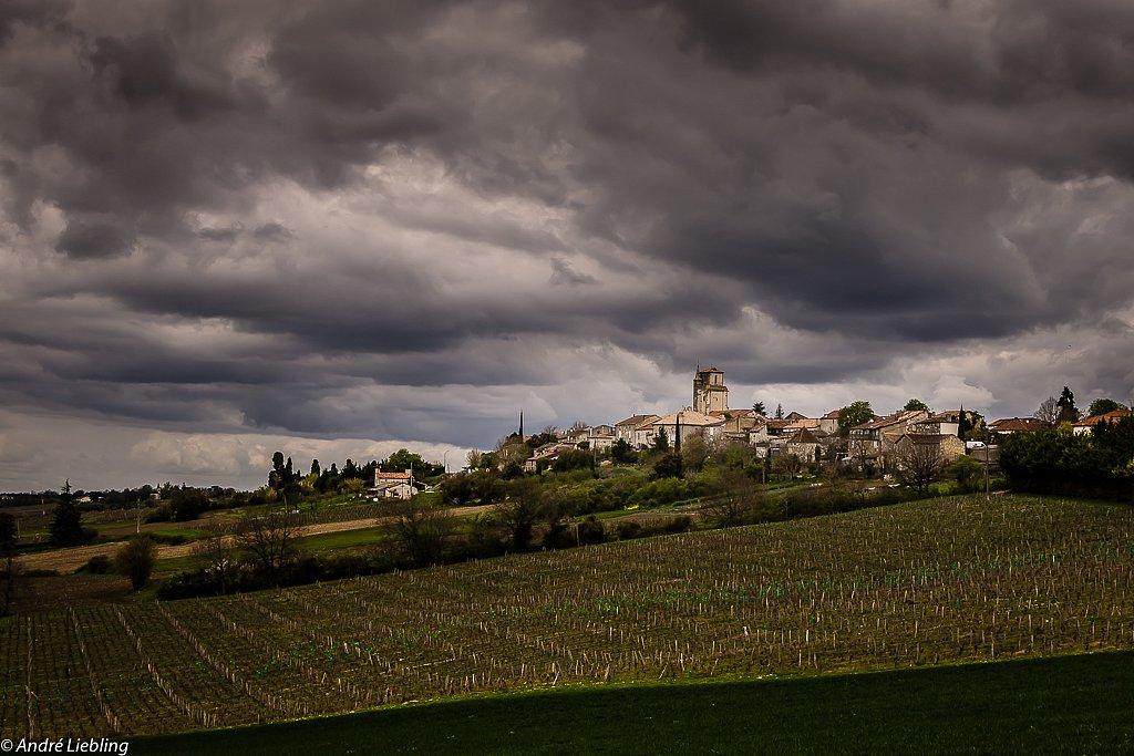 Montagnac sur Auvignon,France.