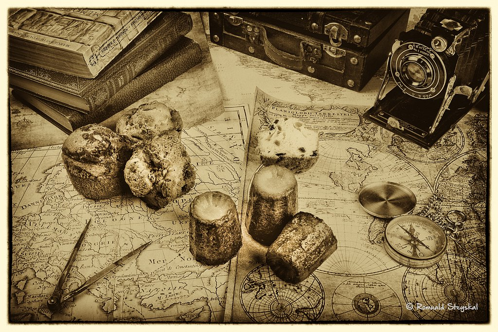 Gâteau de voyage