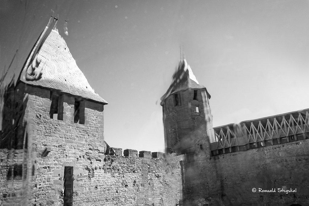 Les vieux carreaux su château
