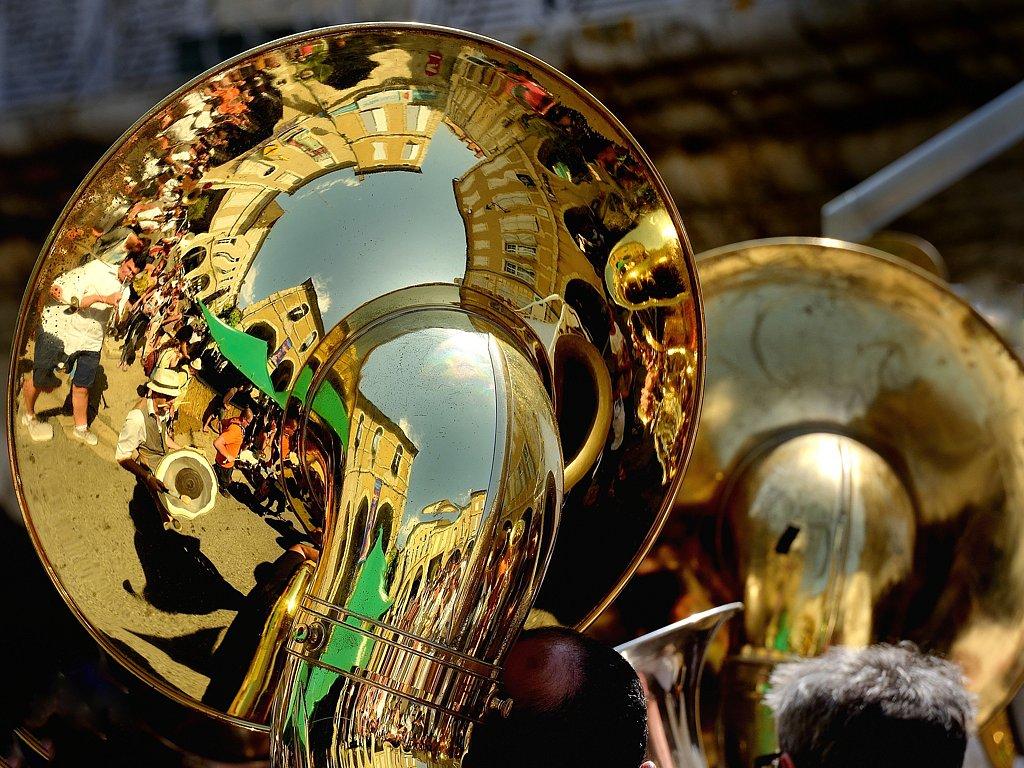 Reflet musical