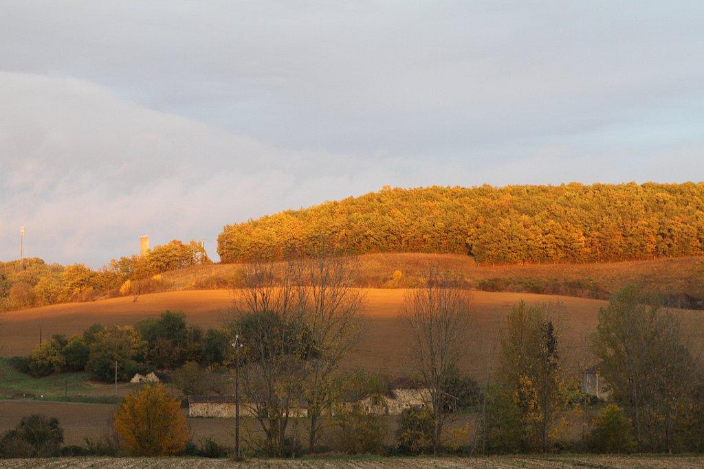 Soir d'automne Gascon