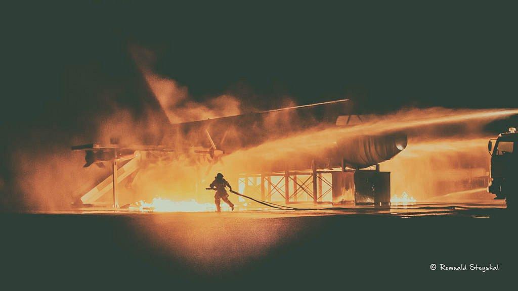 Dans le feu de l'action