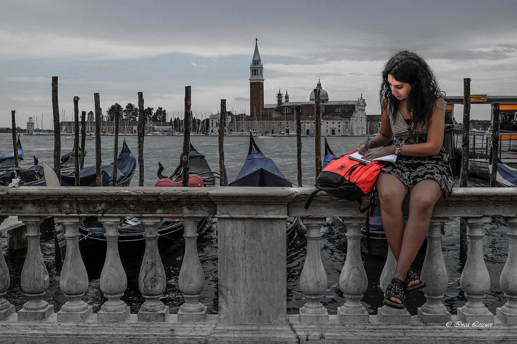Venise source d'inspiration