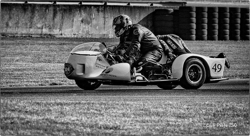 Circuit de Nogaro, Gers, France.