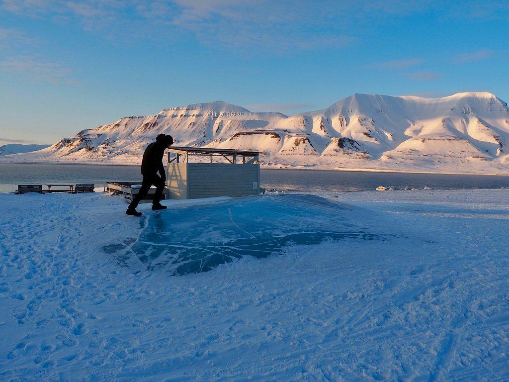 Entrée du Fjord
