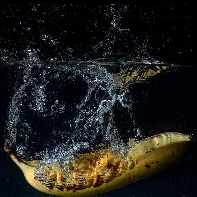Banana plouf