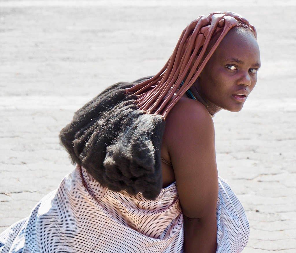Tribu Himba.