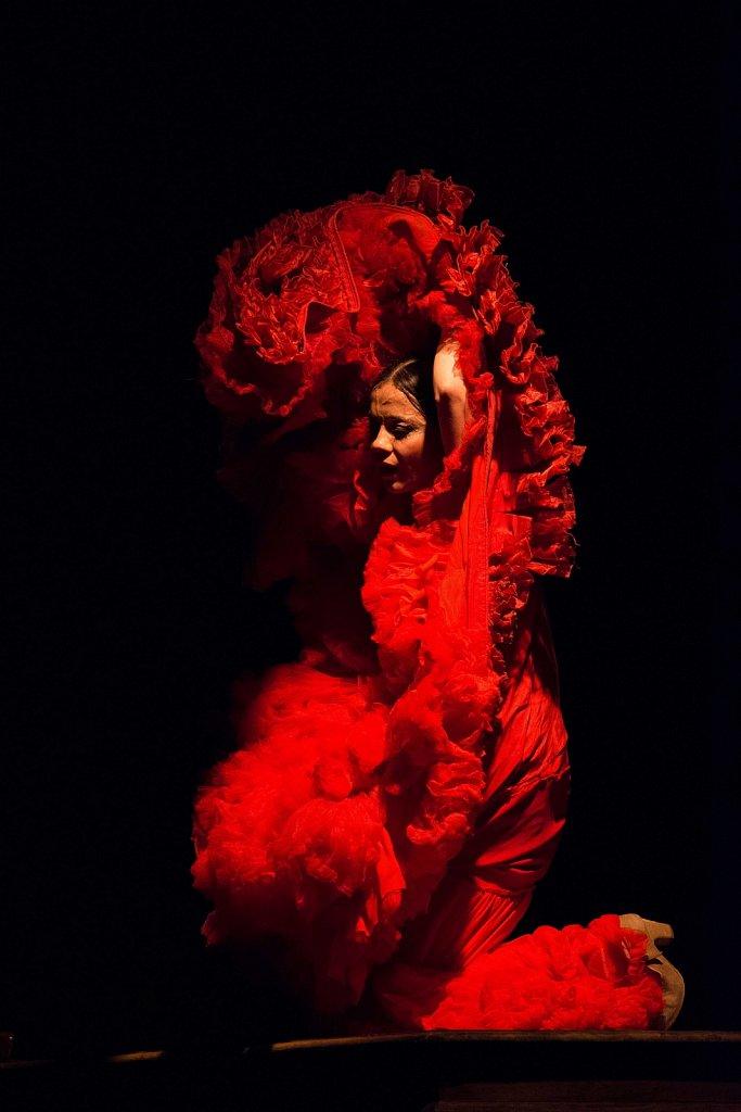 La fleur qui rêvait d'être danseuse
