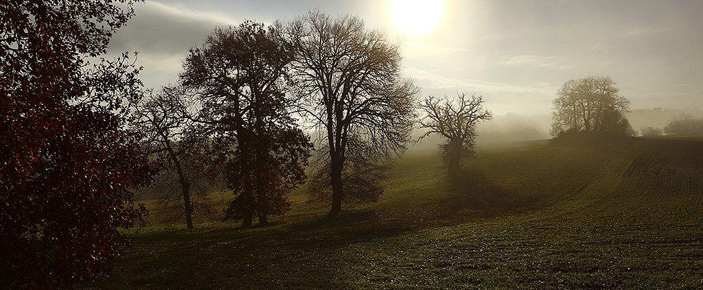 HDR automne en Gers