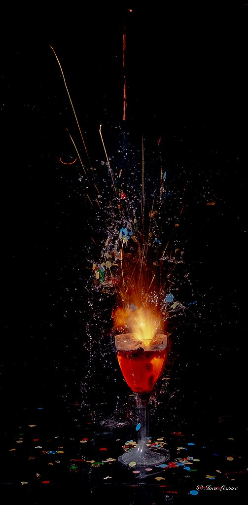 Cocktail explosif