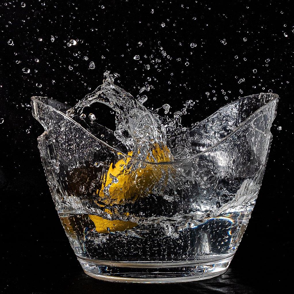 Noyade d'un citron