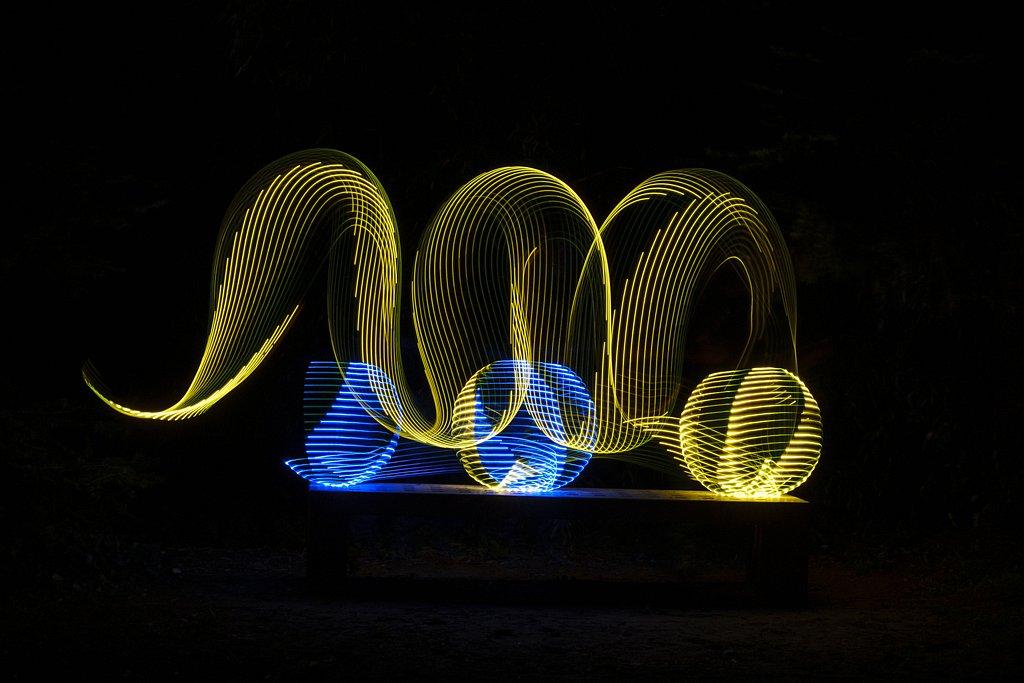 Boules de lumières