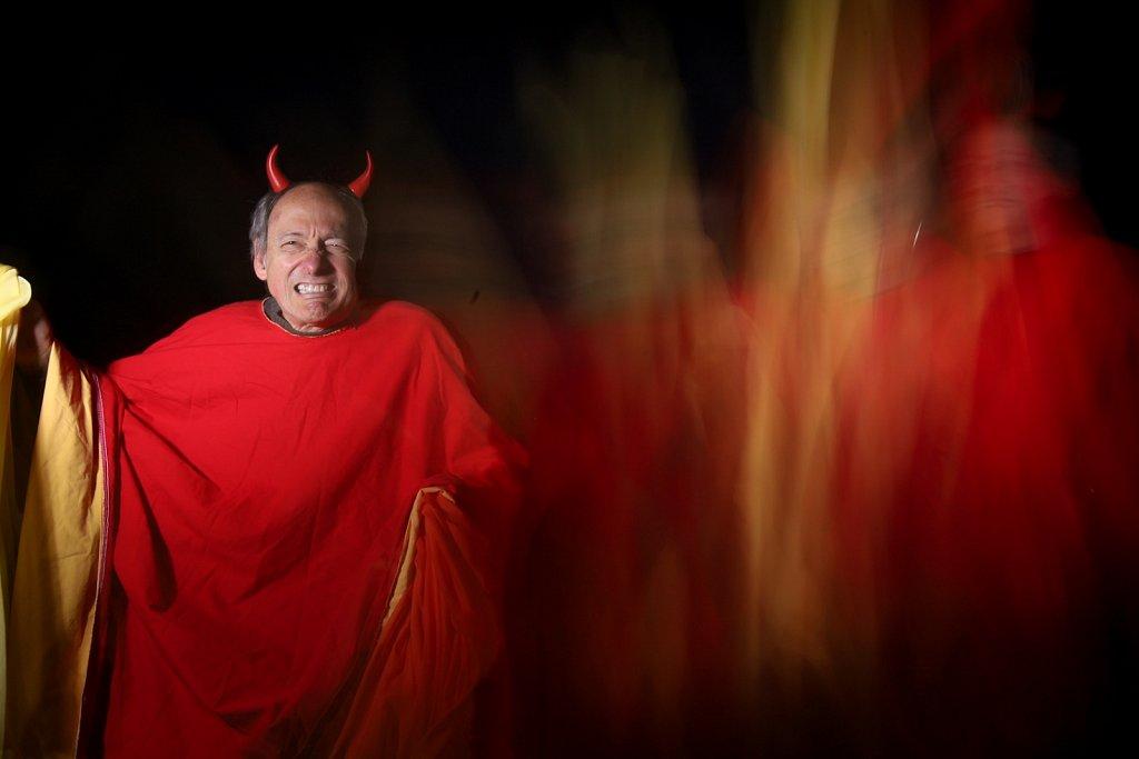 Le diable frappe toujours